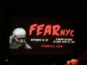 Одесский режиссер представил фильм ужасов на фестивале в Нью-Йорке