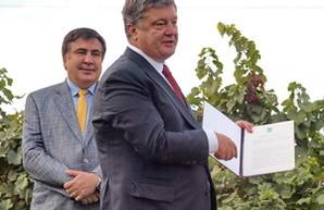 Порошенко не против перехода Саакашвили в оппозицию