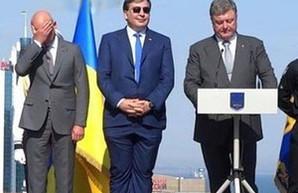 Его роман с Одессой окончен: Одесские политики об отставке Саакашвили