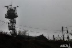 Туман поглотил Одессу и Черное море (ФОТО)