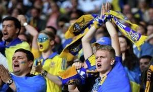 Большой футбол в Одессе:  Украина против Финляндии