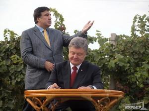 Саакашвили заявил о своих президентских амбициях