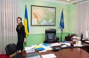 Марушевская собирается уволиться с одесской таможни