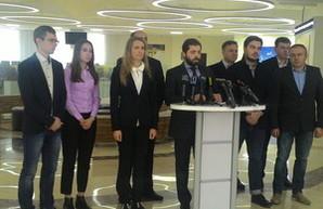 В Одесской области вся команда Саакашвили снимает с себя полномочия (ФОТО)