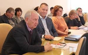 Крук-младший стал вице-мэром Черноморска