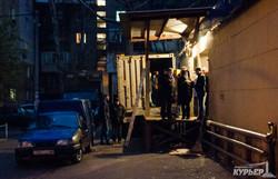 В Одесском супермаркете произошёл рейдерский захват (ФОТО)
