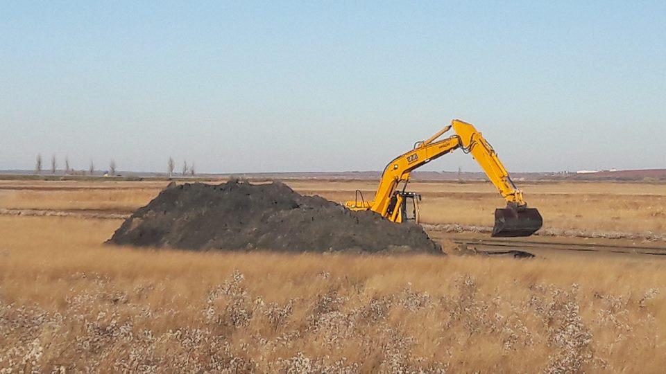 Продолжается реконструкция соединительного канала Тилигул - Черное море