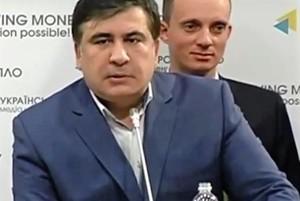 Саакашвили собирает деньги на новую партию