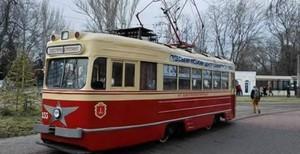 В Одессе центр занятости переехал в трамвай