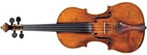У одессита-скрипача похитили скрипку за 1,5 миллиона долларов