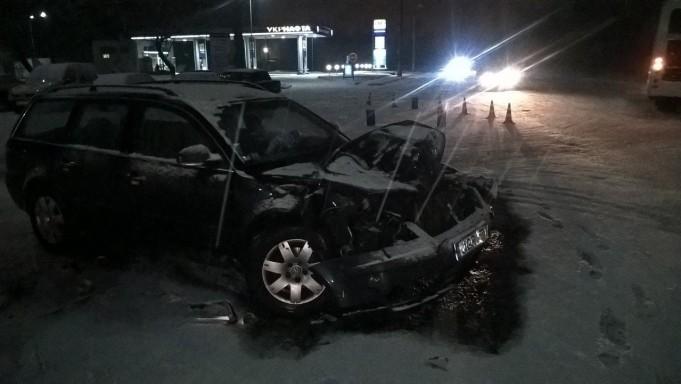 Под Одессой произошло ДТП с участием маршрутки