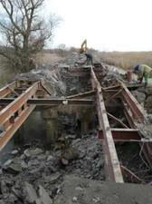Жители Одесской области просят установить понтонный мост на трассе Одесса-Рени
