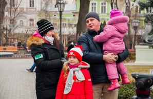В Одессе начался Рождественский фестиваль (ФОТО)