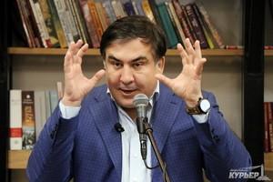 Саакашвили подтвердил, что Бобровская выполняет его указания