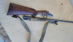Пограничники Измаильского отряда задержали 4 охотников с ружьями