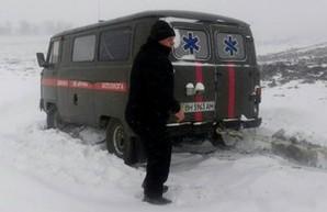 Стихия в Одесской области: уже спасено 633 человека, из них 100 детей (ФОТО)