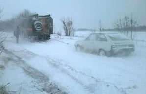К вечеру 8 января в Одесской области открыли часть дорог (ФОТО)