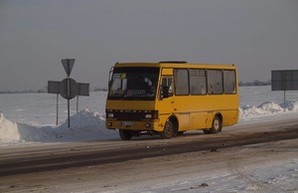Дорога Одесса - Овидиополь расчищена (ФОТО)