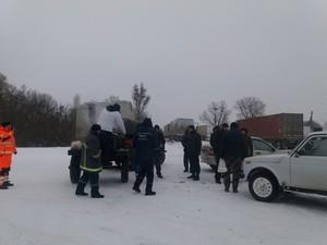 В Одесской области из снежного плена освобождены 938 автомобилей
