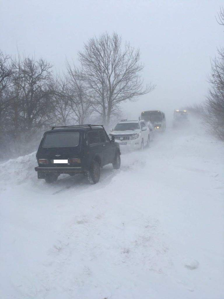 Непогода в Одесской области: пограничники спасли более 200 человек