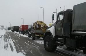 Непогода в Одесской области: пограничники спасли более 200 человек (ФОТО)