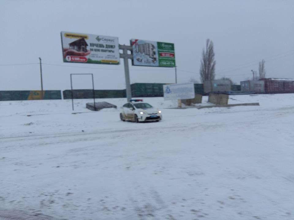 Штаб по чрезвычайным ситуациям открывает для движения дороги Одесской области
