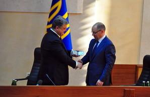 Время безвластия закончилось: Одесской области представили нового губернатора (ФОТО)