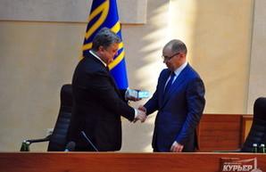 Новому одесскому губернатору придется полностью менять команду