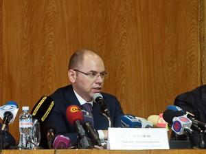 Губернатор в Измаиле ставит задачу достройки дороги Одесса - Рени