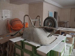 Здание новой поликлиники в Рени обещают закончить к маю (ФОТО)