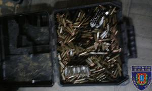 17-летний житель Одесской области оказался владельцем арсенала боеприпасов (ФОТО)