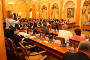 В Одессе проходит заседание горисполкома (ТРАНСЛЯЦИЯ)