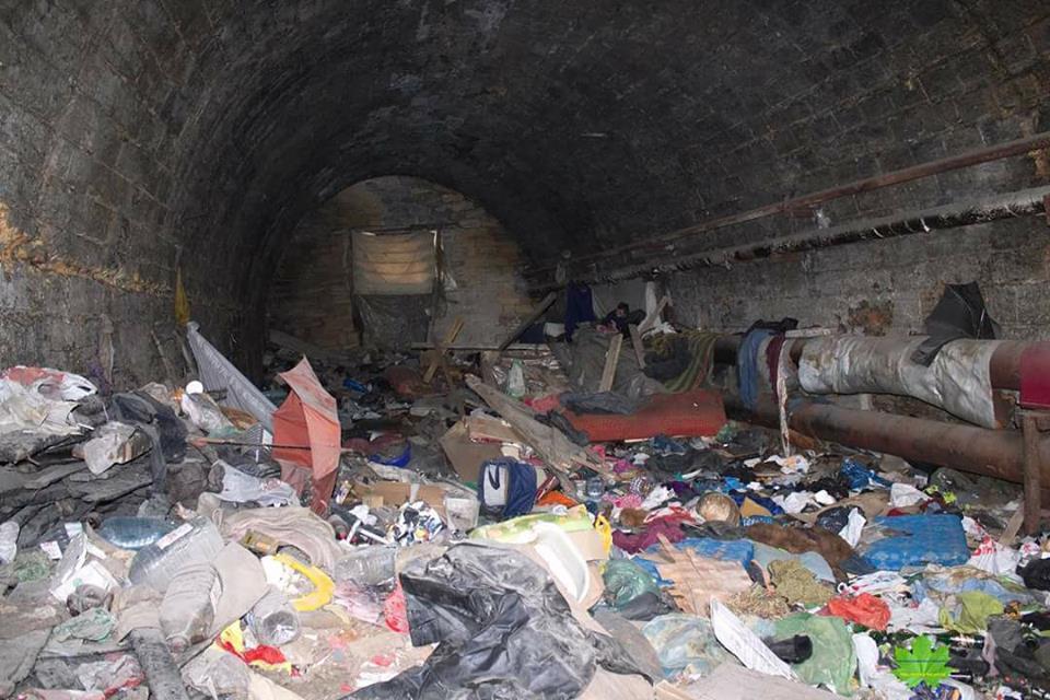 В Одессе под Потемкинской лестницей нашли скелет человека