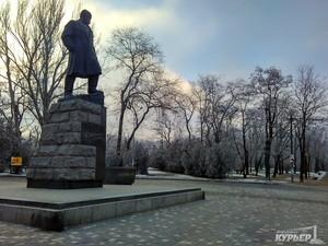 Труханов хочет устроить символ украинской национальной культуры из одесского парка Шевченко