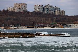 Опять в Одессе объявлено штормовое предупреждение