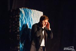 """""""Ангелы на карнизе"""" в одесском театре Музкомедии (ФОТО)"""