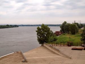 Дамба на украинском берегу Дуная нуждается в немедленном укреплении