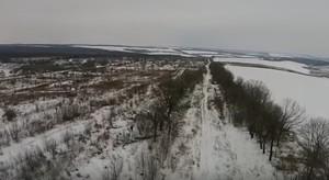 В Одесской области пограничники с помощью квадрокоптера обнаружили нарушителя границы
