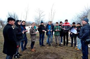 Молодые одесситы провели генеральную уборку на болградском еврейском кладбище (ФОТО)
