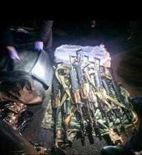 """Контрразведка """"накрыла"""" в Одессе военного моряка, поставлявшего оружие для сепаратистов (ФОТО)"""
