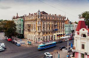 Преображенская угол Садовой: самые красивые дома старой Одессы за 100 лет (ФОТО)