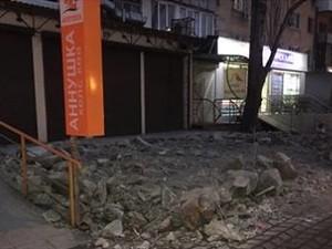 В Одессе продолжают сносить МАФы (ФОТО)