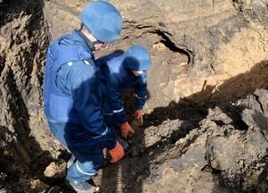 Труханов поручил обследовать стройплощадки, на которых были найдены боеприпасы времен Второй мировой