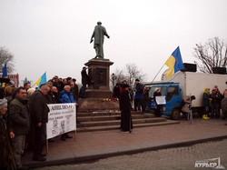 Ровно пять лет назад одесситы выступили против войны и российской агрессии (ФОТО)