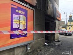 Кто и зачем сжег казино в Одессе на улице Тираспольской (ФОТО)
