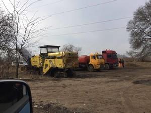 В Одесской области начали ремонтировать дорогу, которой нет (ФОТО)