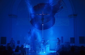 В Одессе сыграли пост-рок концерт в лютеранской Кирхе (ФОТО)