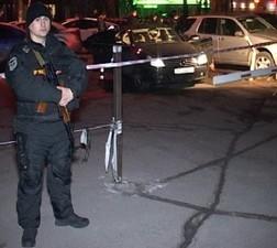 В Киеве расстреляли одесского ресторатора (ФОТО)