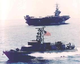 ВМС Украины пополнятся двумя американскими сторожевыми катерами (ФОТО)