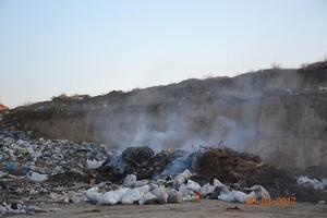 Одесская полиция начала расследование фактов выброса львовского мусора возле Белгорода-Днестровского (ФОТО)